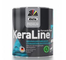 """DufaPremium"" ВД краска KeraLine 7  база3  0,9л"